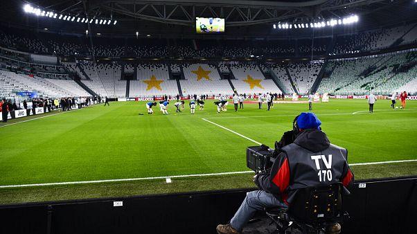 Serie A italiana volta dia 13 de junho