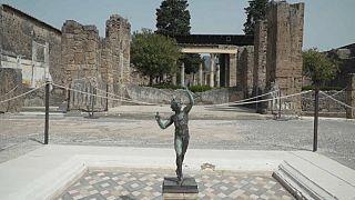 Un nouveau regard sur Pompéi : le site a profité de sa fermeture forcée pour faire peau neuve