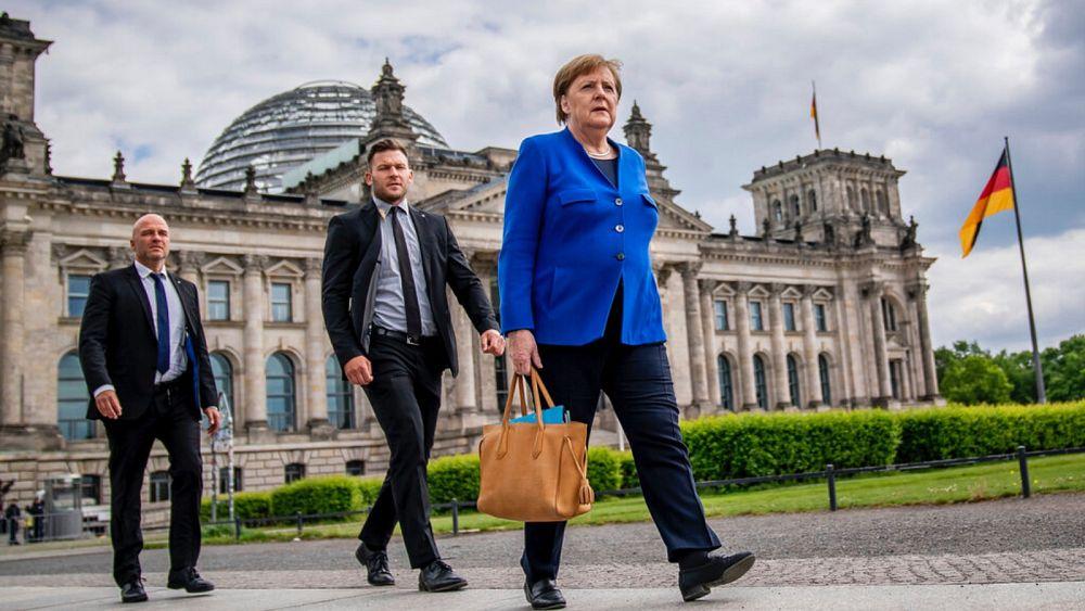 Merkel says Germany has 'hard evidence' of Russian hacking