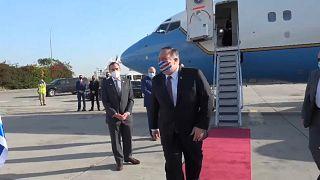 Что обсуждал Майкл Помпео в Израиле?