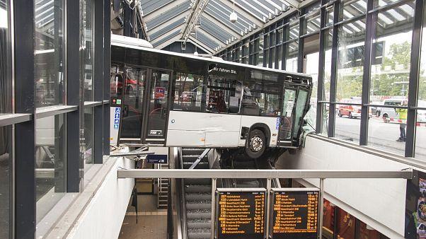 Germany Bus Crash