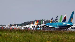 Οι αεροπορικές μεταφορές δεν θα επανέλθουν στα επίπεδά της προ κρίσης, πριν από το 2023