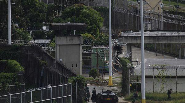 Venezuela'daki Guatire Hapishanesi