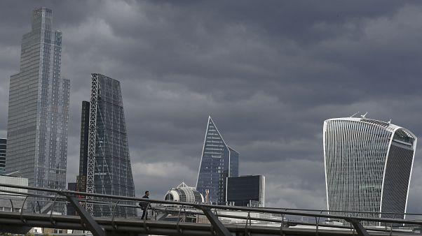 العاصمة البريطانية، لندن