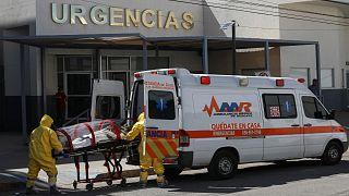 المستشفى العام في سيوداد خواريز، المكسيك