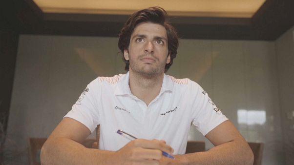 Carlos Sainz ficha por Ferrari para las dos próximas temporadas