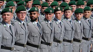 راست افراطی آلمان؛ اسلحه و مواد منفجره در خانه یک سرباز نیروی ویژه پیدا شد