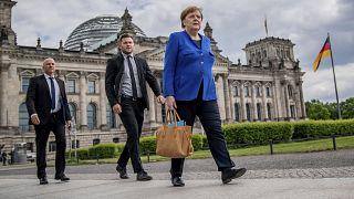 """Merkel dice que Alemania tiene """"pruebas contundentes"""" de la piratería informática rusa"""
