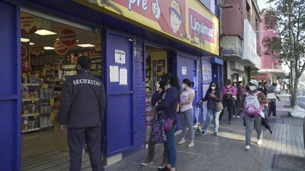 Cuarentena total en Santiago de Chile tras un importante rebrote de casos de coronavirus