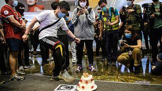 À Hong Kong, le regain de la mobilisation contre le pouvoir pro-Pékin
