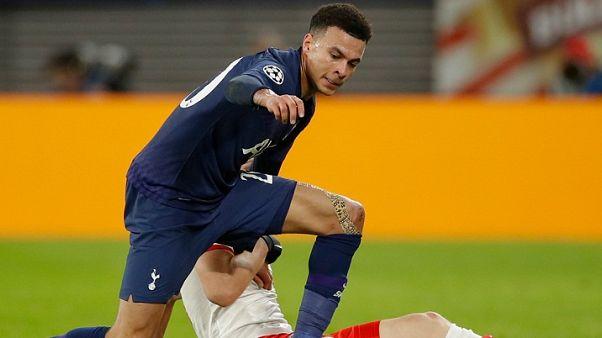 Englischer Nationalspieler Dele Alli (24) mit Messer angegriffen