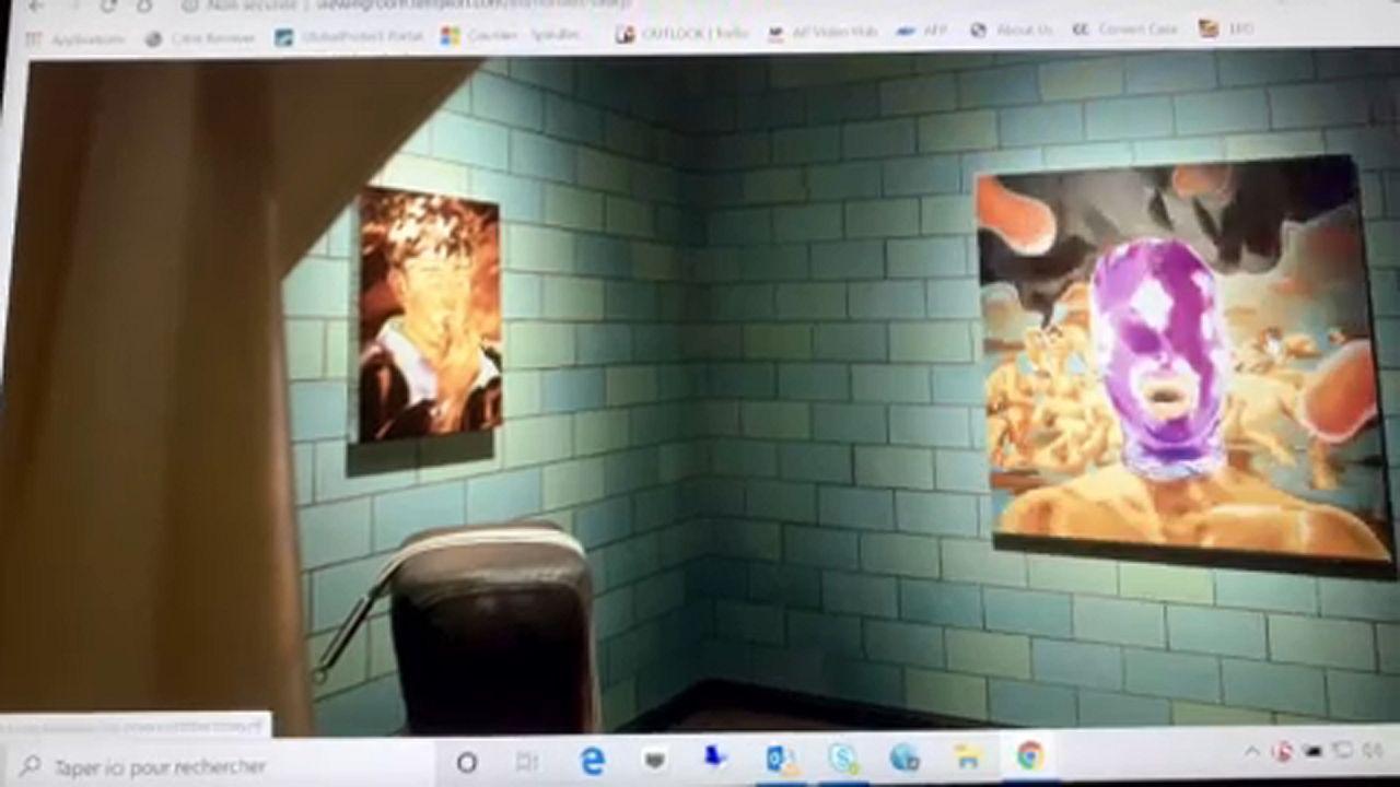 Virtuális tárlatvezetés Párizsból, Berlinről