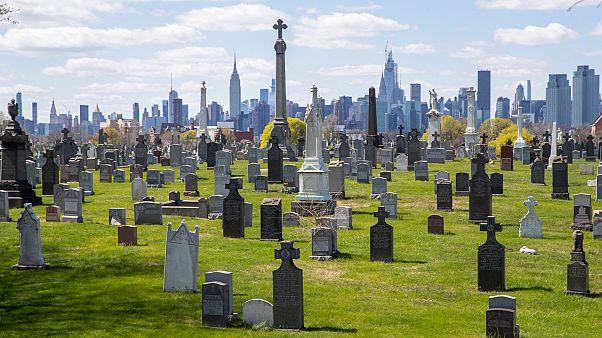 ABD'de Covid-19'dan ölen hasta sayısı 85 bini aştı