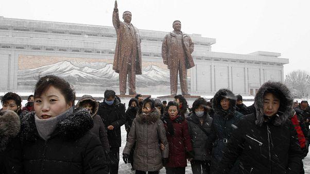 صورة من عاصمة كوريا الشمالية
