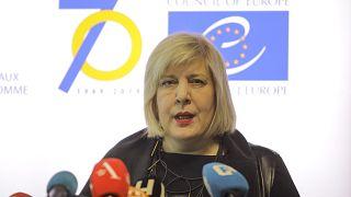 Avrupa Konseyi İnsan Hakları Temsilcisi Dunja Mijatovic