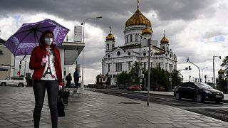 Rusya'da Covid-19 vaka sayısı 250 bini geçti / Moskova