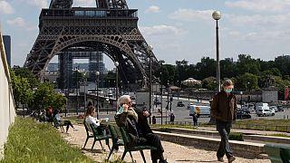 """Coronavirus: a Parigi, meno """"liberté"""" durante il deconfinamento"""