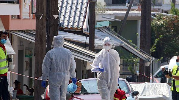 Ένταση στον Οικισμό Ρομά στη Νέα Σμύρνη Λάρισας όπου βρέθηκαν 35 κρούσματα