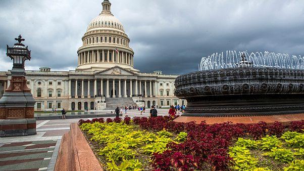 مبنى الكابيتول في واشنطن * 2018/05/30