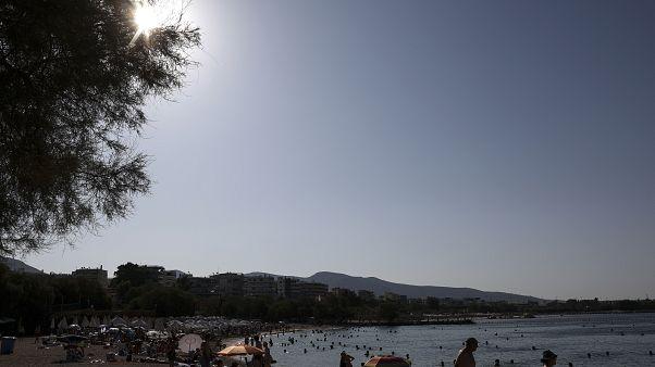 Greece Weather Heat Wave
