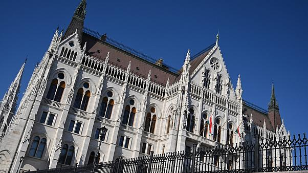 Macaristan parlamentosu