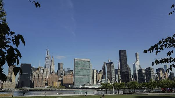 منظر عام من مدينة نيويورك - 2020/05/14