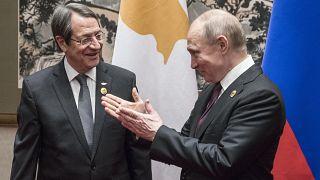 Russia Cyprus
