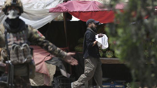 """أطباء بلا حدود: مهاجمو مستشفى الولادة في أفغانستان """"أتوا لقتل الأمهات"""""""