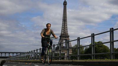 France Paris Environment