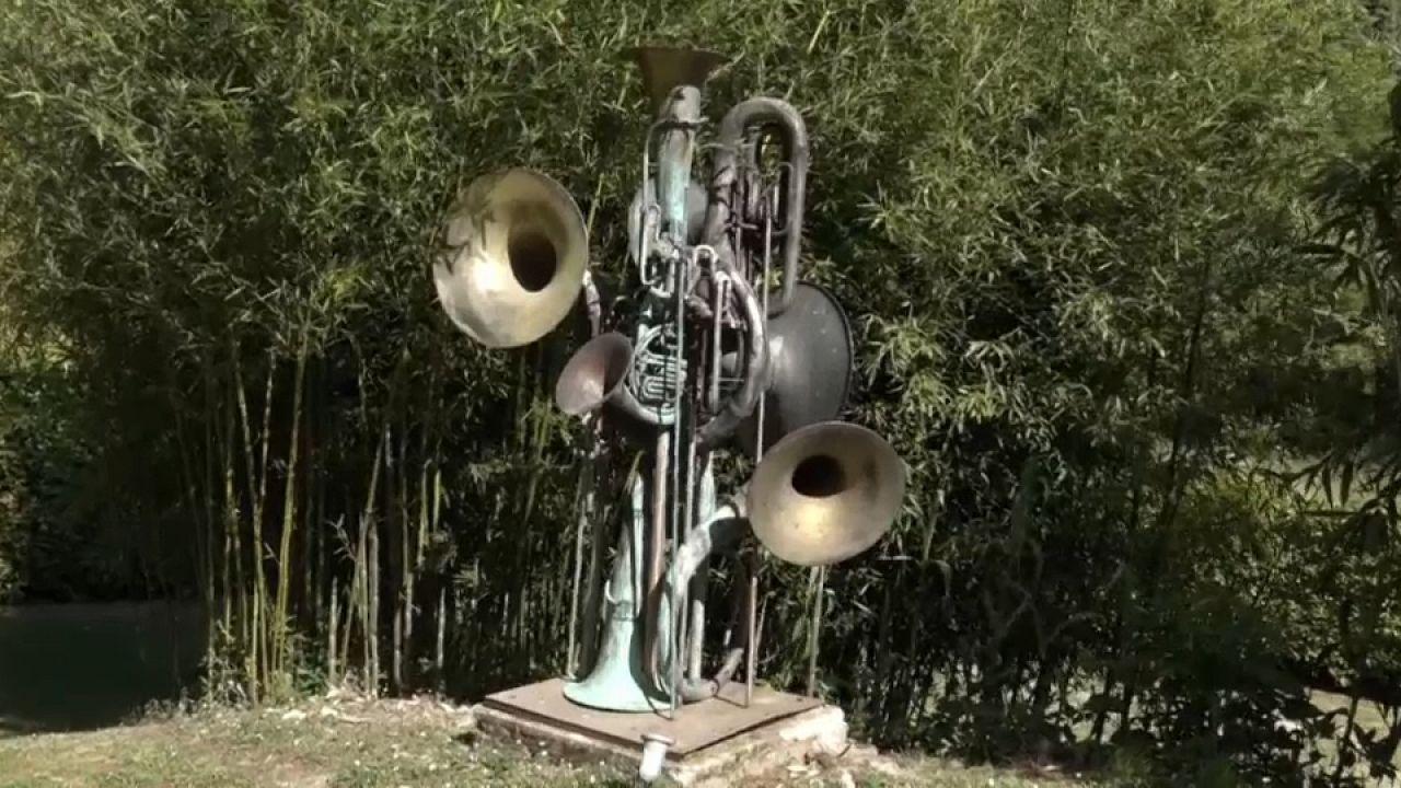 La Serpara, el jardín de las mil y una esculturas | Euronews