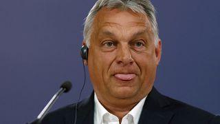 رئيس الحكومة المجرية فيكتور أوربان