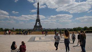 Fransa'nın başkenti Paris