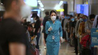 فيتنام: 1444 كلم من الحدود البرية مع الصين و312 إصابة بكورونا فقط و0 وفاة.. كيف؟