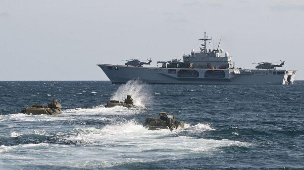 Irini: la missione navale UE parte ma è in alto mare