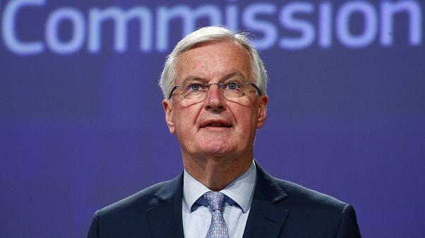 """المفاوضات الأوروبية-البريطانية حول العلاقة بعد بريكست """"مخيبة للأمال"""""""