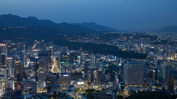 Seoul at Night