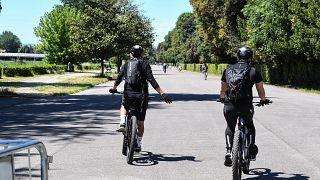 İtalya, kentlerde bisiklet kullanımını teşvik edecek