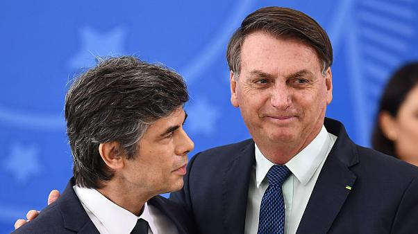 Brezilya Sağlık Bakanı Nelson Teich istifa etti