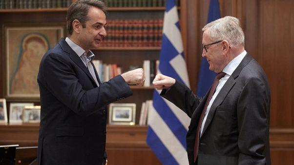 Ρέγκλινγκ: Η Ελλάδα μπορεί να εξοικονομήσει 800 εκατ. αν χρησιμοποιήσει την πιστωτική γραμμή