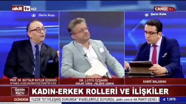 İstanbul Aydın Üniversitesi, öğretim üyesi Kutluk Özgüven'in görevine son verdi