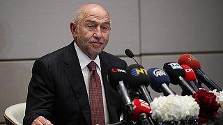 'Pozitif çıkanları ayırır yolumuza devam ederiz' diyen TFF Başkanı Nihat Özdemir'e tepki