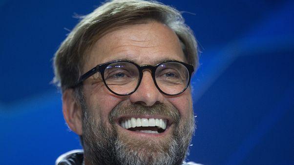 يورغن كلوب الألماني مدرب ليفربول
