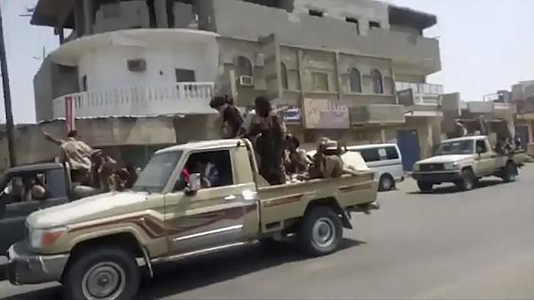 الجيش اليمني يدخل مدينة زنجبار في آب/أغسطس 2019