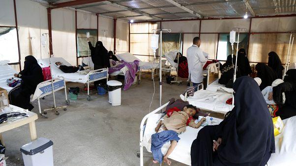 Yemen'de iç savaş nedeniyle insani kriz büyüyor