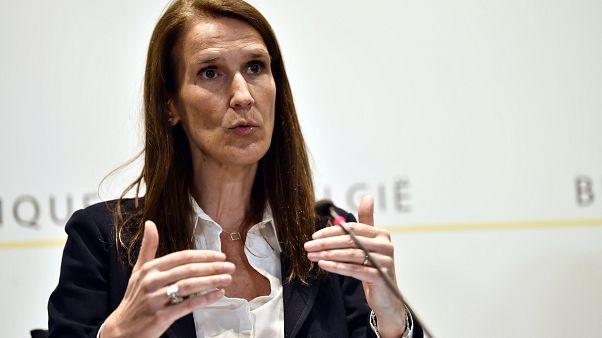 Belçika Başbakanıs Sophie Wilmes