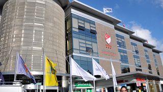 Türkiye Futbol Federasyonu merkez binası