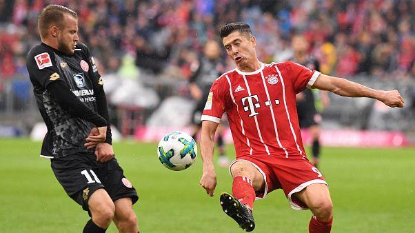 Bayern Munich- FSV Mainz 05 karşılaşması