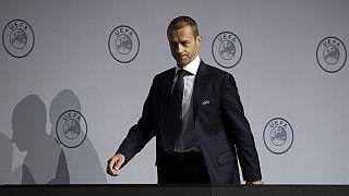 Планы УЕФА на лето