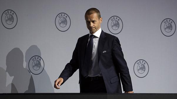 Netherlands Soccer UEFA Congress