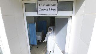 Cezayir'de koronavirüs salgını